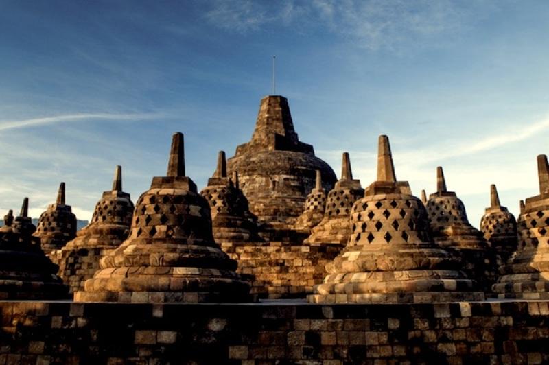 Candi-Borobudur-Temple
