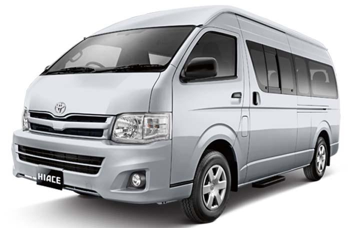Spesifikasi Rental Mobil Commuter