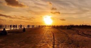 sunset-di-parangtritis